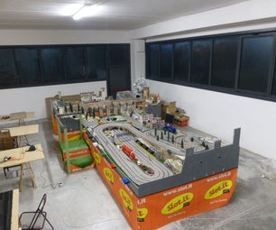 Building a Slot Car Track - Part One, a Good Foundation