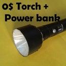 DIY PVC Torch