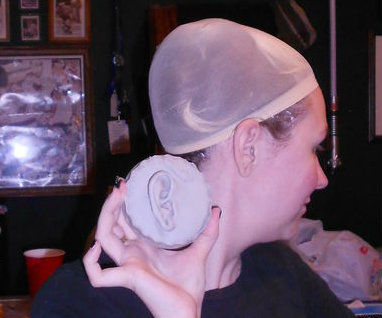Casting Ears For Costume $10 (Theater, Film, Cosplay, or Prosthetic)
