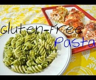 Healthy Gluten-Free Pasta Dishes