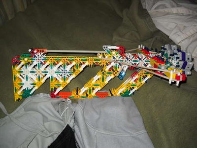 Knex Dual Turret Assault Bow