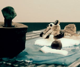 Age of Ice 4: Scrat on the Floating Island