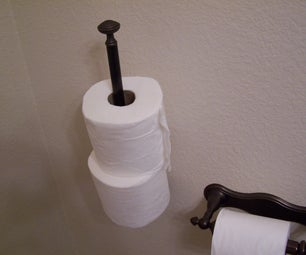 Elegant Reserve Toilet Tissue Holder