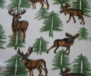 No Sew Fleece Blanket