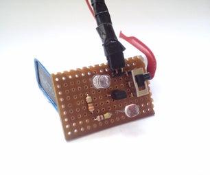 How to Make a Dark Sensor