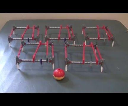Perpendicular Fall-through Element Instructions