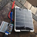 Solar Portable Power-Supply/Charger DIY