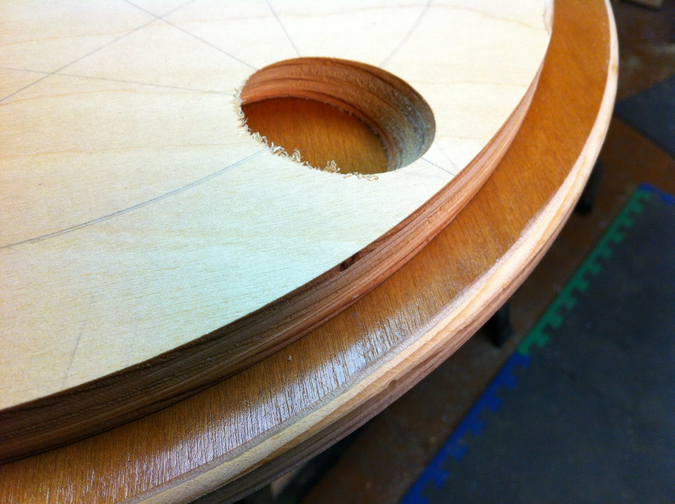 Round the Table Edges