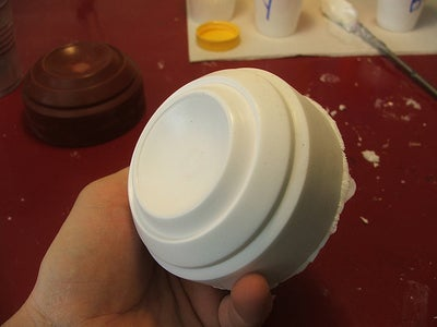 Molding & Casting the Ear Puck