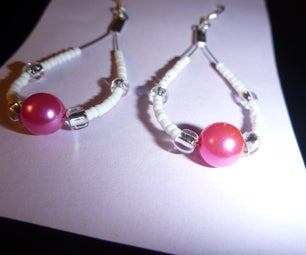Simple Wire Earrings