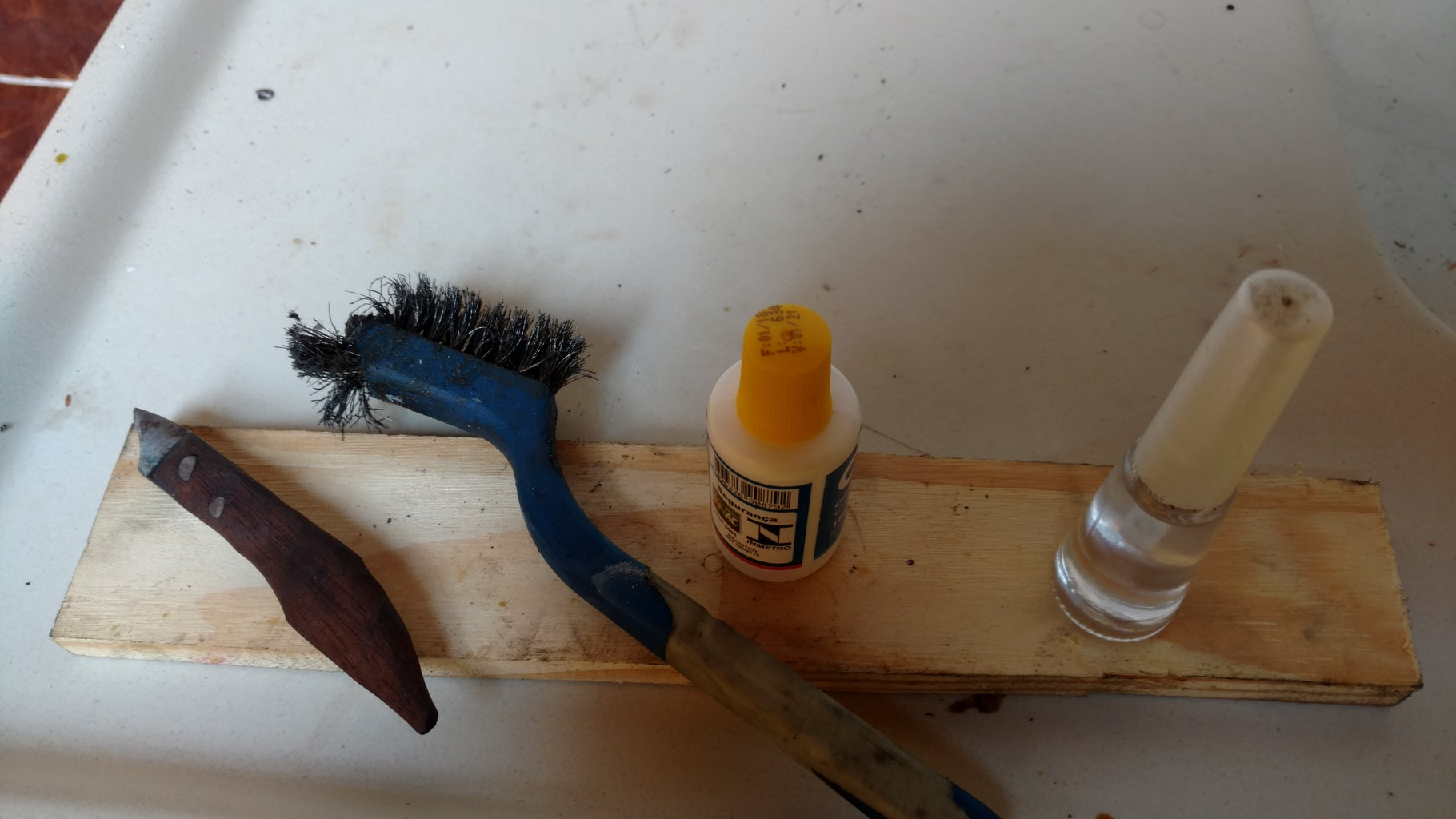 Simple Items to Renew Your Lathe Colars