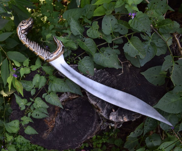 Assassin's Creed Odyssey Snake Handle Sword