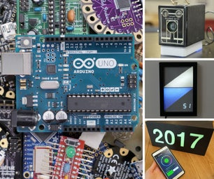 Becky's Top Projects 2017