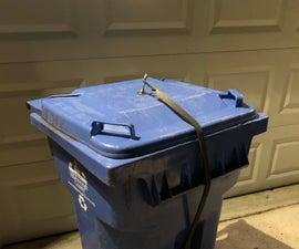 The Trash Protector (Raccoon Resistance!)