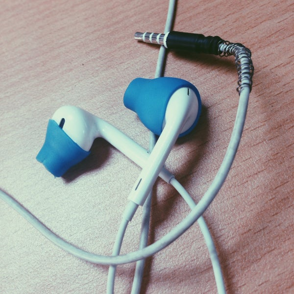 DIY Increased Bass Tips for Earbud