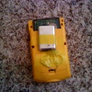 making a GBC run with a PSP battery