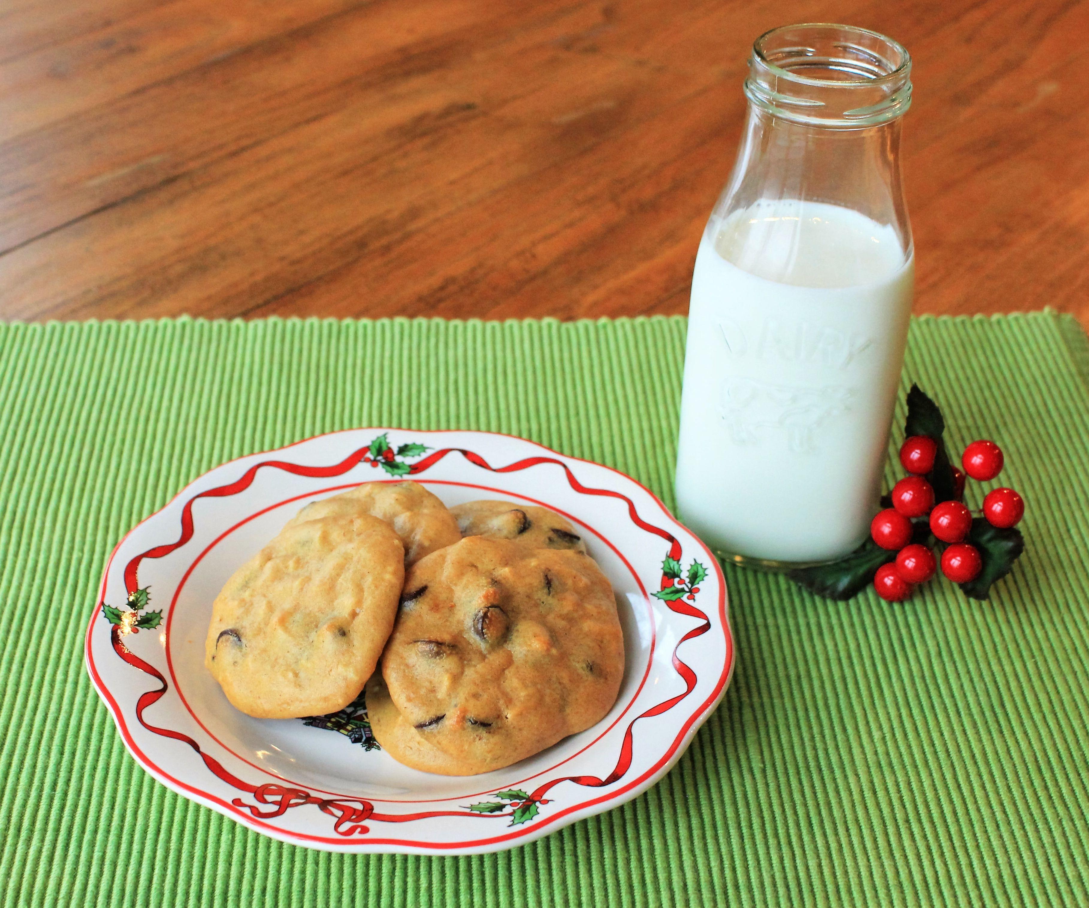 Real Food Cookies (no sugar, no flour)