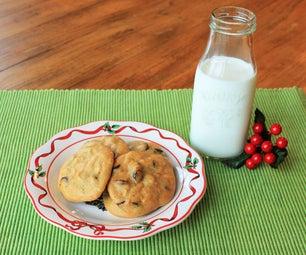Real Food Cookies (gluten/dairy Free)