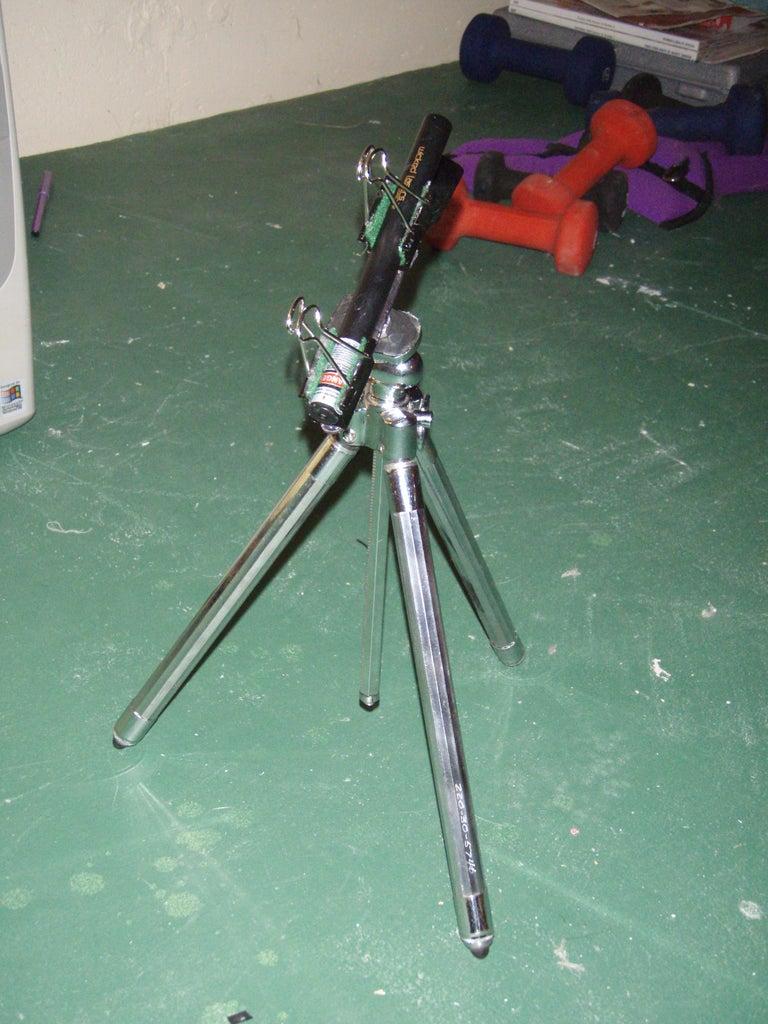 Tripod Laser Stand