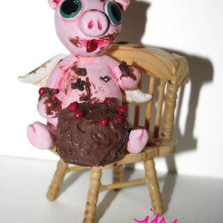 20160417 piggy with cake front view jv sig.jpg