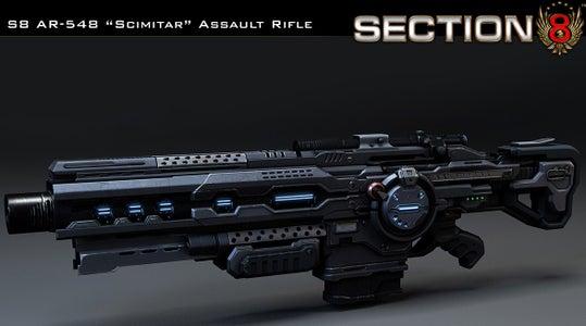 My New Assault Rifle