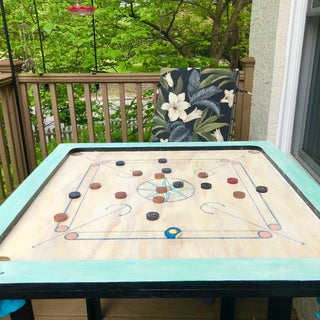 Build a Carrom Board