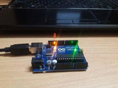 Say Hello to | Arduino UNO |