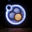 Neon A Shop Open / Closed Makerspace Sign on Raspberry Pi 2 (El Paso, TX)