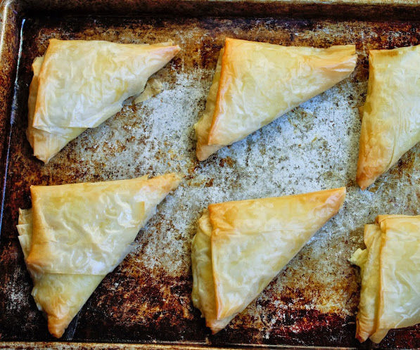 Greek Style Cheese Pies