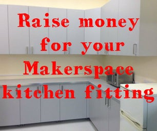 Group Build - Community Kitchen Installation