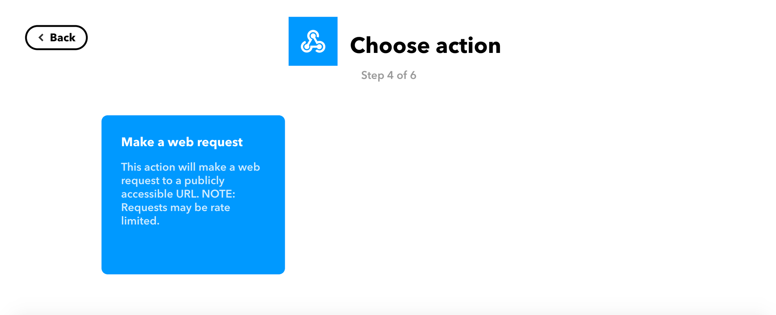 Blynk App and IFTTT