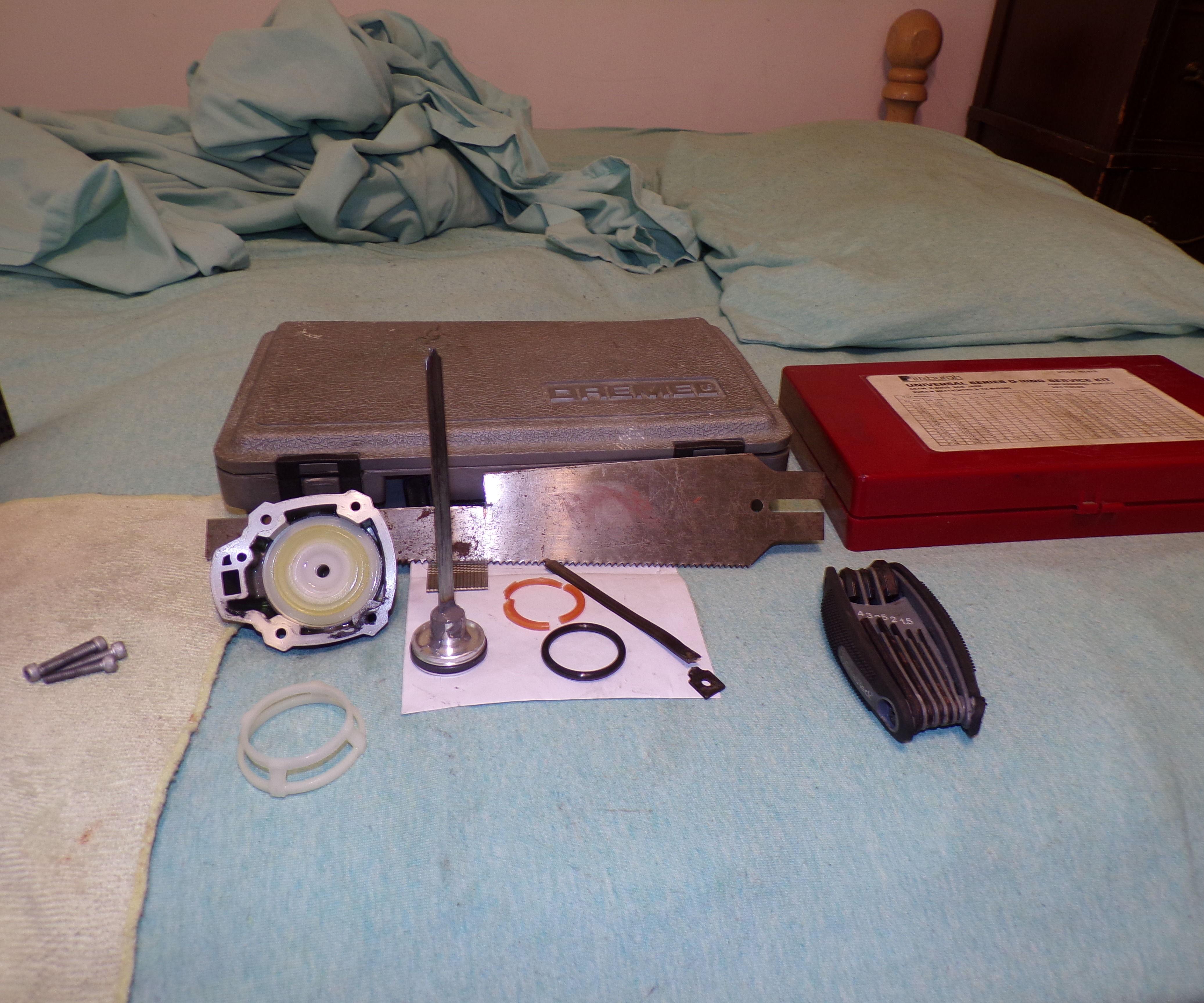 Repairing Air Nailers