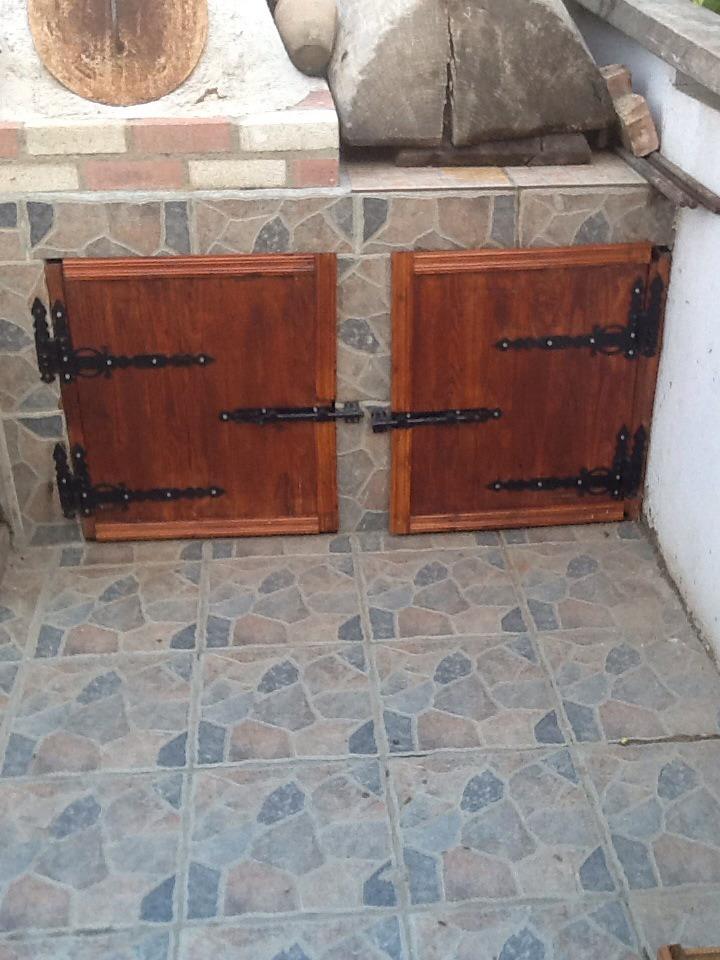 Pallet Doors