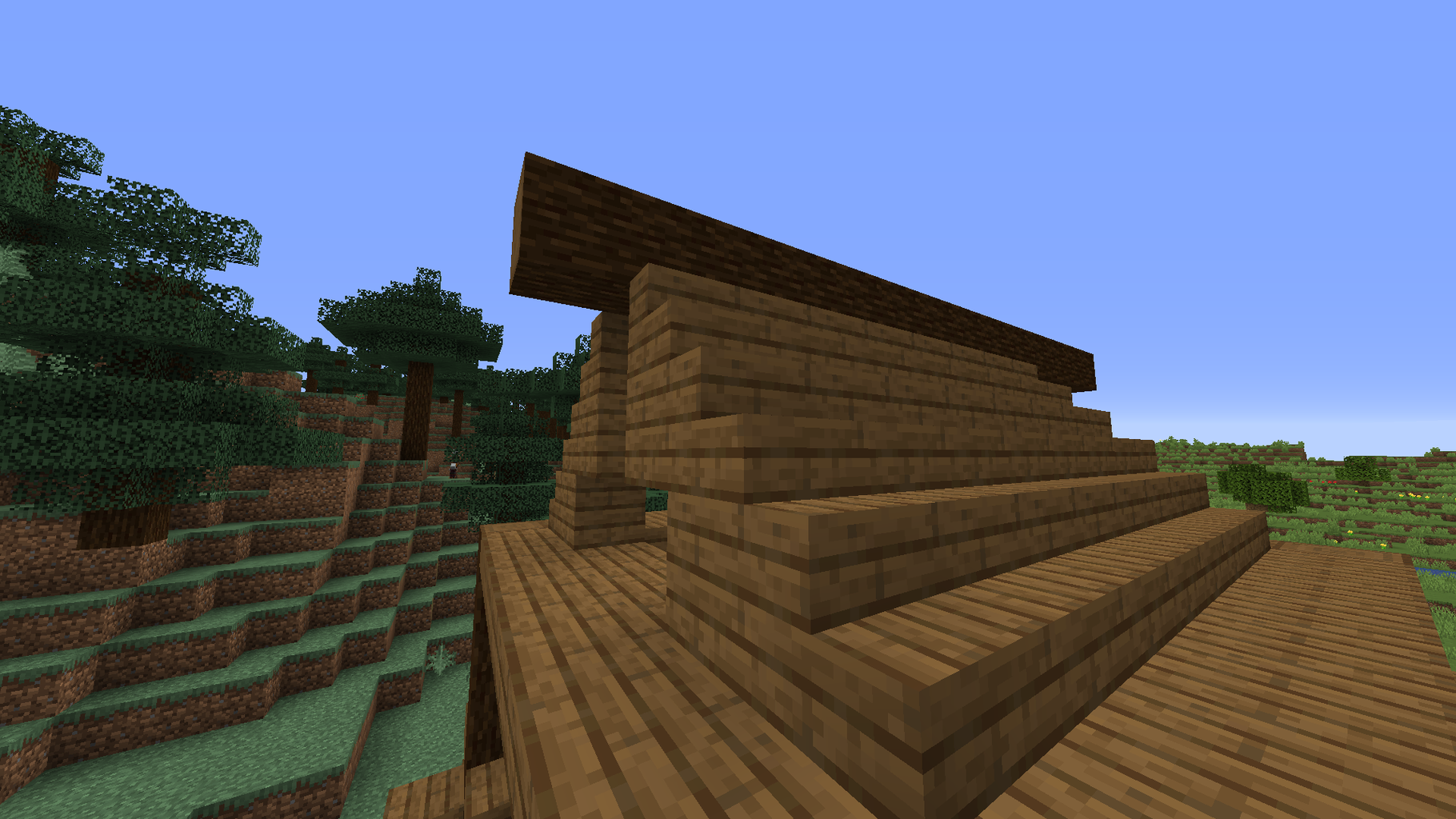 Add Windows, and Make Your Roof!