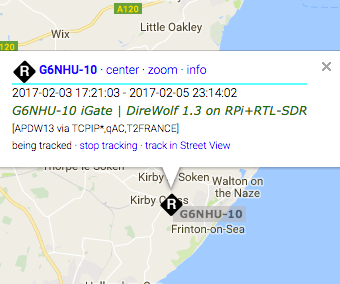 Build an Amateur Radio APRS RX Only IGate Using a Raspberry Pi and an RTL-SDR Dongle in Less Than Half an Hour