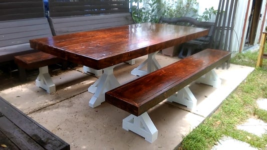 There It Is! the Farmhouse Table