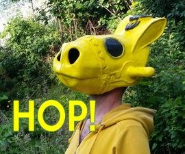 Hoppity Horse Mask