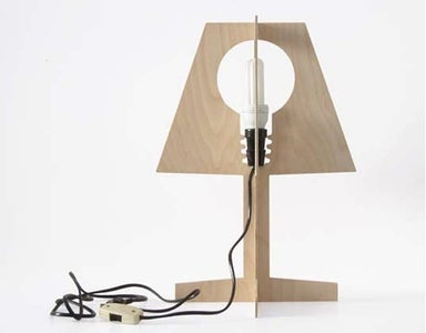 How to Create a Flatpack Lamp Design