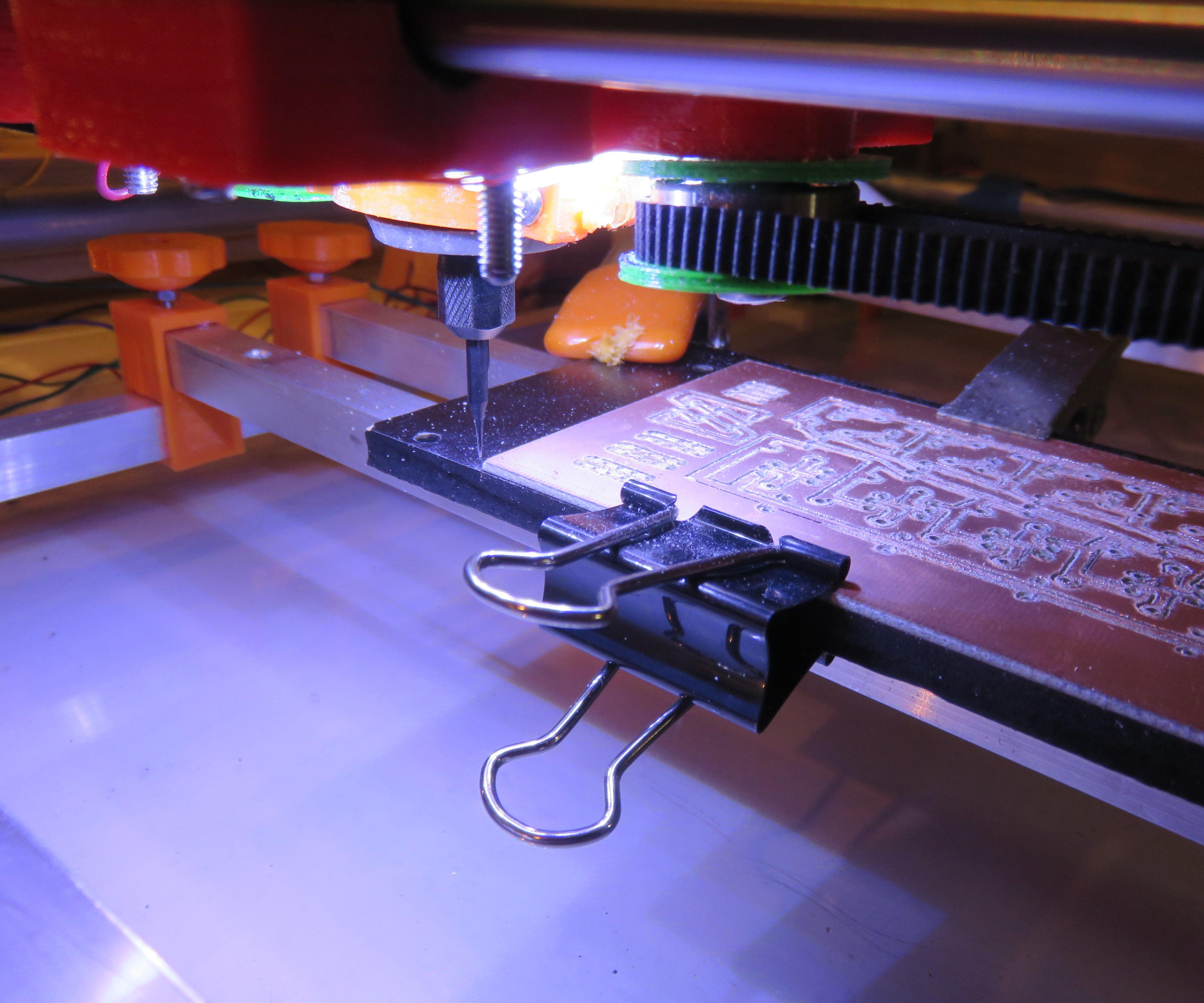 Modifying Makercam G Code