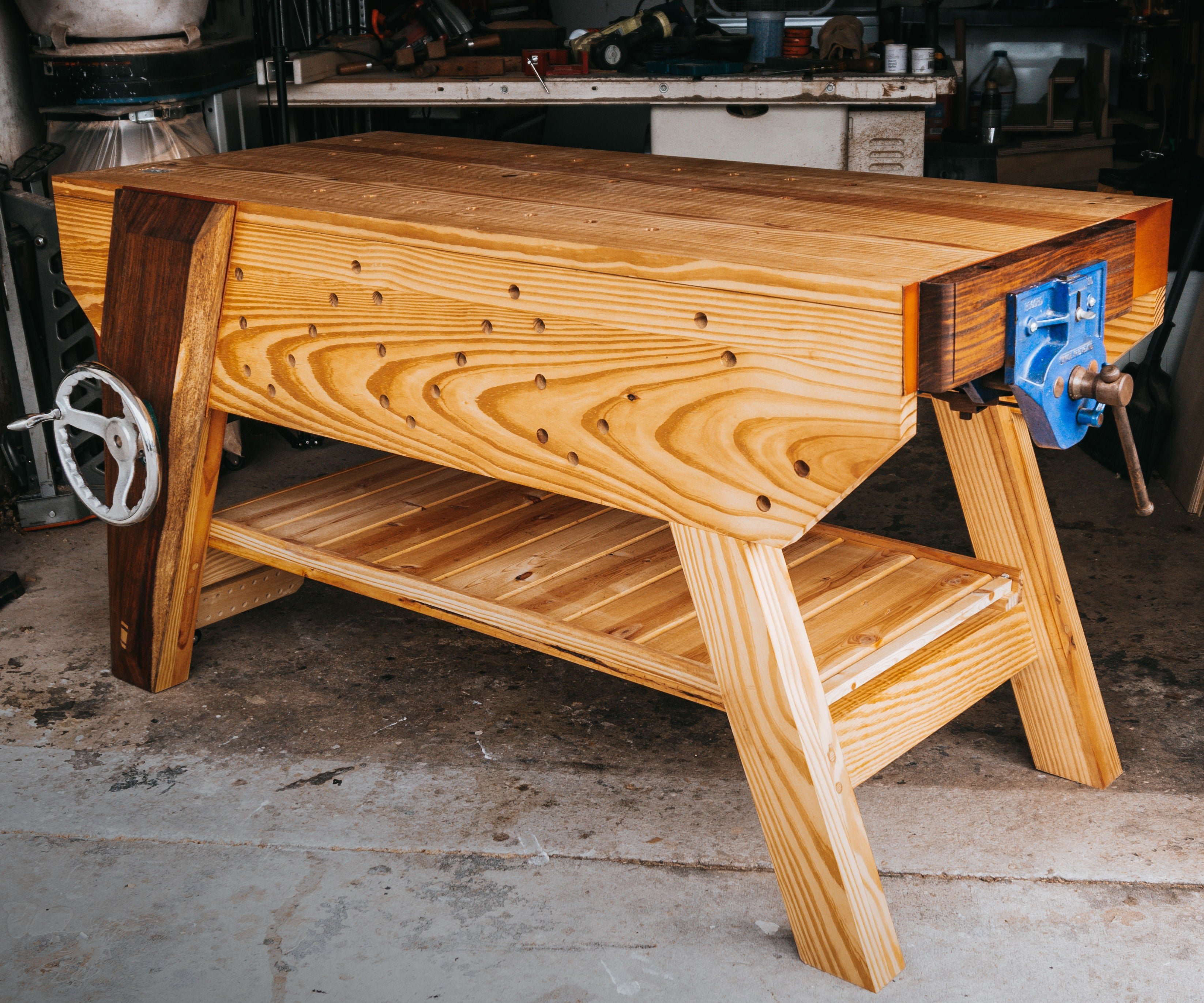 The Nicholson Workbench 13 Steps With Pictures Instructables