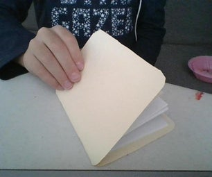 How to Make a Pocket Travel Journal