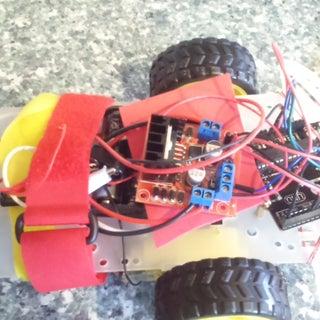 Arduino Bluetooth RC Car W/ Electronic Braking System