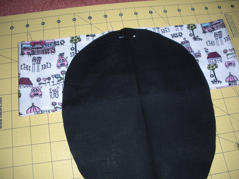 Step 2: Sewing