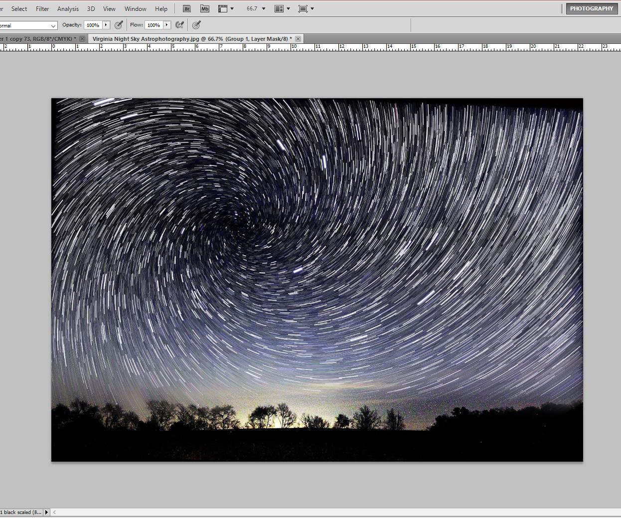 Star Vortex - Photoshop Tutorial!