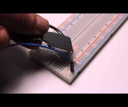 DIY Magnet Sensor