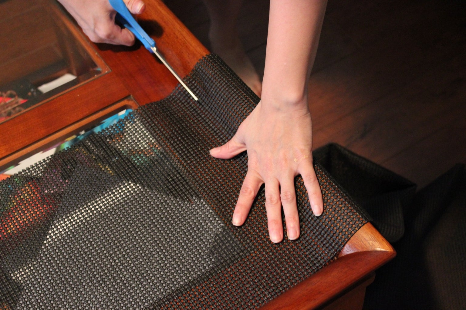 Trim the Easy Liner