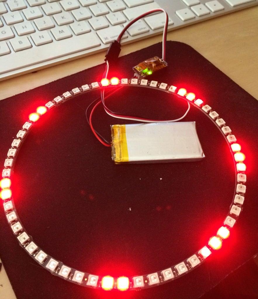 Test the LED Ring