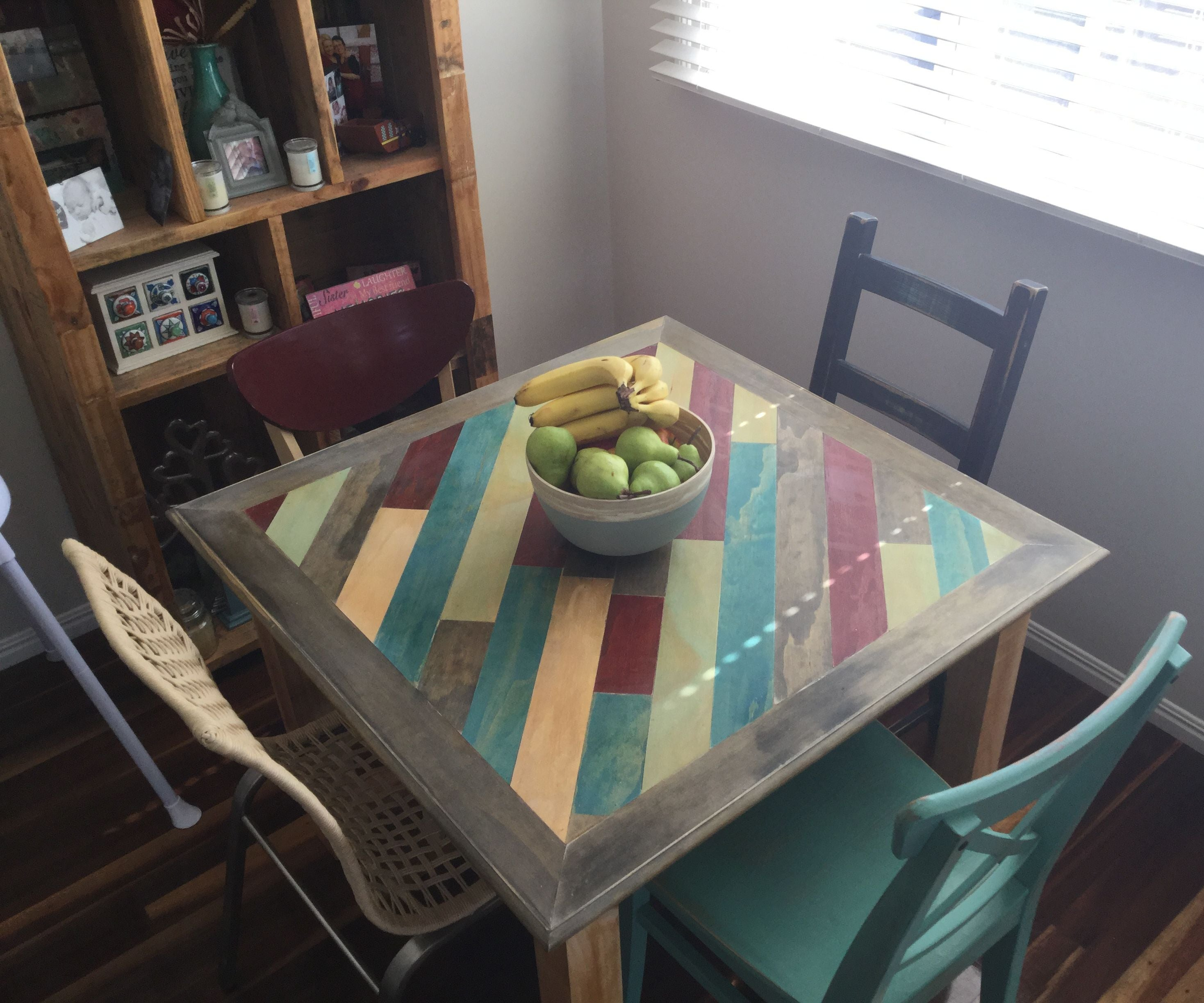 Diy Small Dining Room Table Instructables