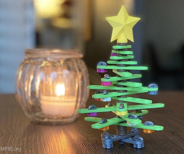 STEMFIE Desktop Christmas Tree