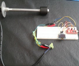 Measure Fuel Level With Arduino